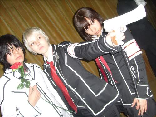 Cosplay Vampire Knight Group5