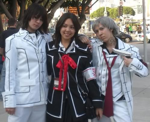 Cosplay Vampire Knight Group6
