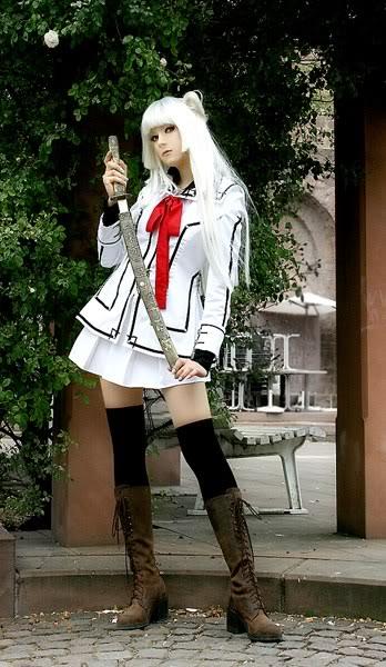 Cosplay Vampire Knight Maria