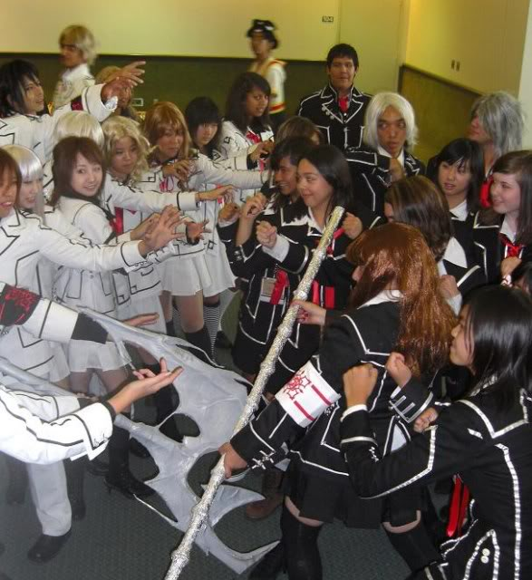 Cosplay Vampire Knight Maxgroup