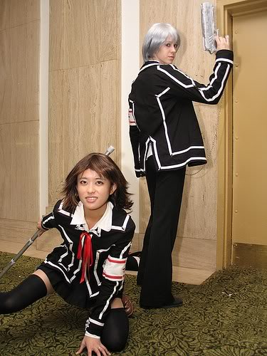 Cosplay Vampire Knight Yuki2
