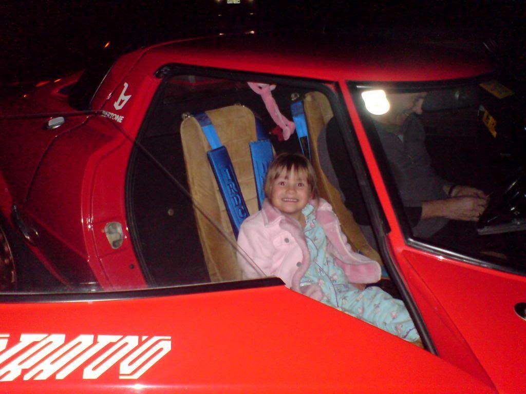Harriet's been in a Stratos! DSC00467