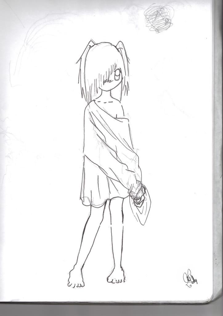 Mis dibujos de An Cafe~ xD Bou