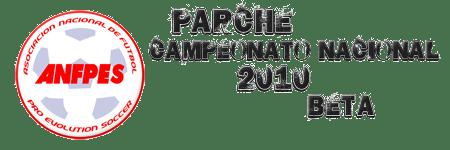 Descarga Parche Campeonato Nacional Petrobras 2010 Beta LogoParcheBeta