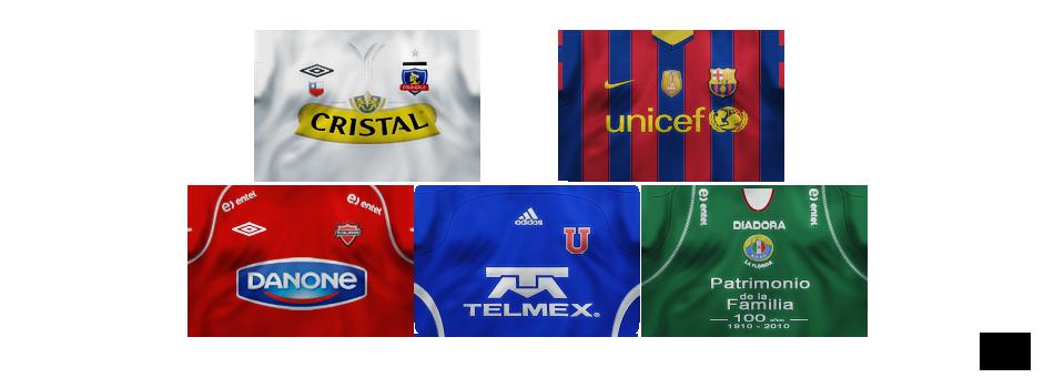 Kits Campeonato Nacional Petrobras y FC Barcelona Previa25-04-2010