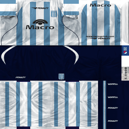 Racing de Avellaneda 2009-2010 RacingClub09-10_Local2