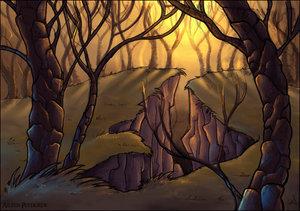 The Frozen King Awakens (Phoenix City Chronicles) - Page 2 DarkForest