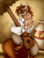 Song of the Fox (Arries Yuula) MadraRua