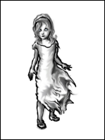 Afterlife: From Here To Hell And Back (Vincent) LittleGirlGhost