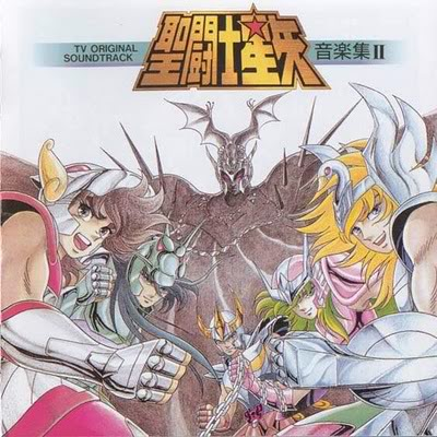 [DD][MF] Saint Seiya Original Soundtracks I