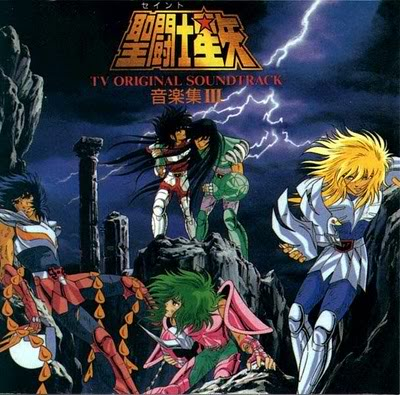 [DD][MF] Saint Seiya Original Soundtracks III