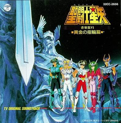 [DD][MF] Saint Seiya Original Soundtracks VI