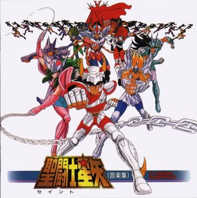 [DD][MF] Saint Seiya Original Soundtracks Ost