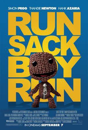 Art Book/Art Work, Magazines & Guides Run_sack_boy_run