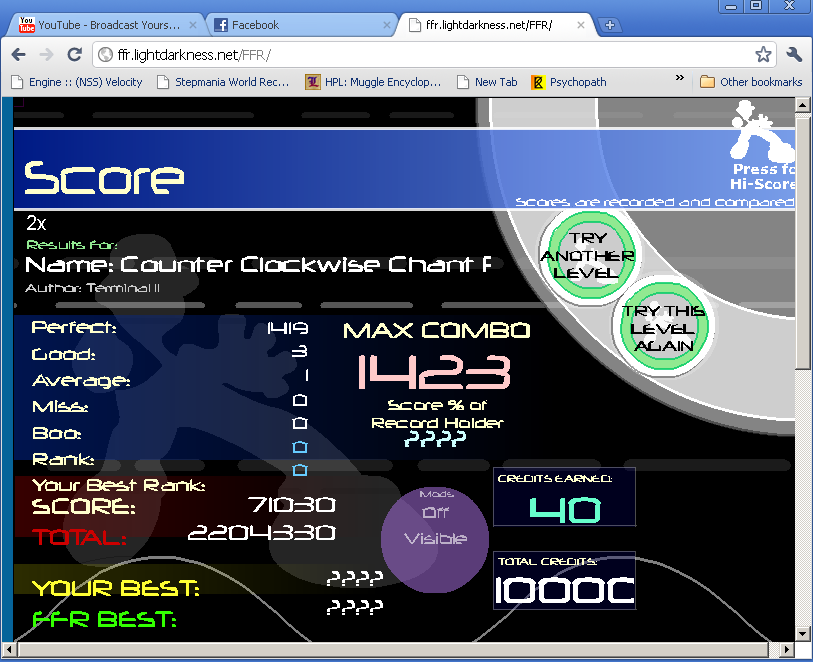 Post your FFR Scores here! - Page 4 CCCPlol