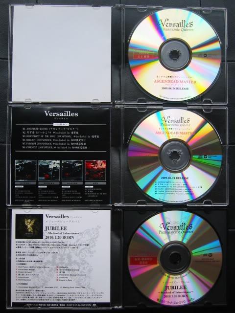 CDs & DVDs PROMO Versailles-philharmonic-quintet_promo-cd_2