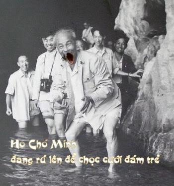 Dang Cong San : Mot Lu Khi Hochominhdangchoccuoitreem