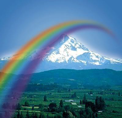 cầu vồng Rainbow_path
