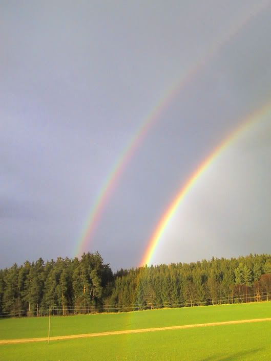 cầu vồng Regenbogen