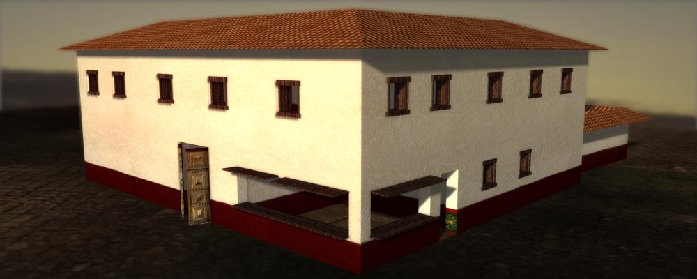 Samulis Roman_cityhouse