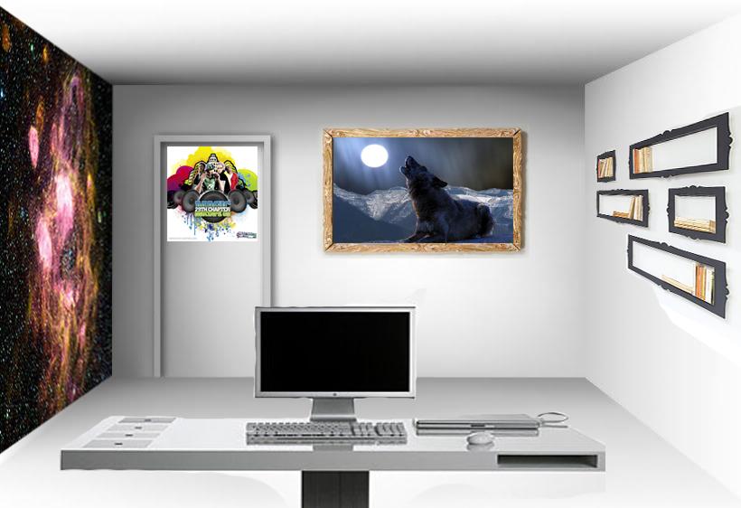 Lore's studio challenge Myroom