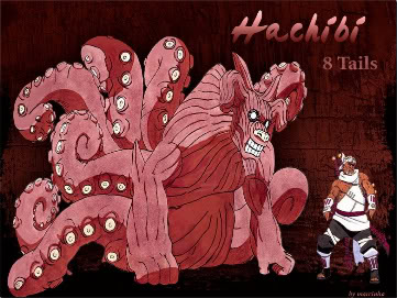 The Tailed Beasts 8