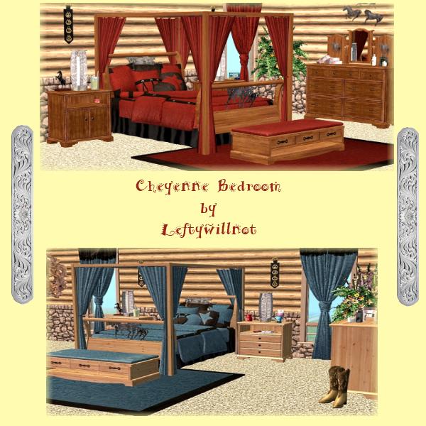 Colour Sims - Page 6 Title