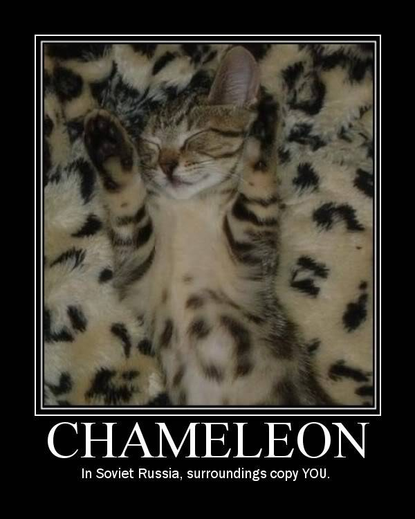 how wes is going to die... ChameleonCat
