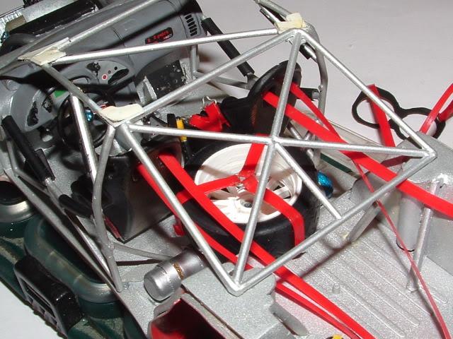 Citroen Xsara WRC 2001 1/24 Airfix DSCF0730