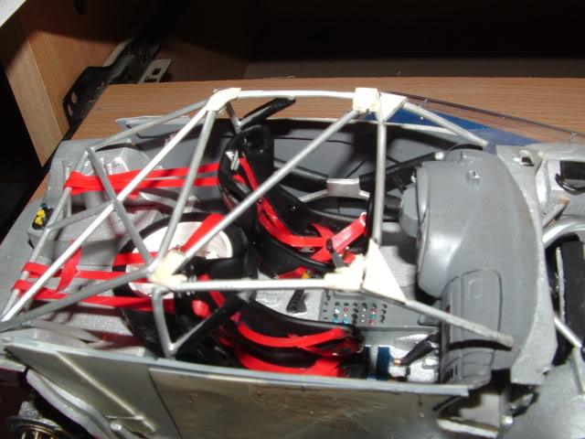 Citroen Xsara WRC 2001 1/24 Airfix DSCF0739