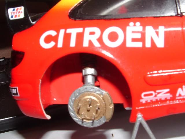 Citroen Xsara WRC 2001 1/24 Airfix DSCF0744-1