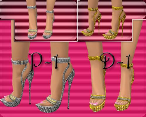 XxTeshyxX Designs!!!    50% OFF   ShoesPD1