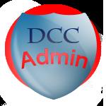 Mod + Admin Badges DCC-Admin-Badge