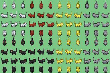 Animales sucios Birdzilla_cat-recolors