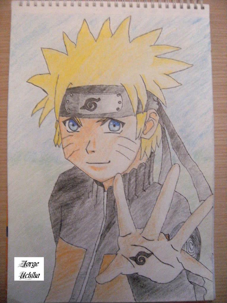 Fan Arts de jorgeuchihadrawer Narutomidibujico