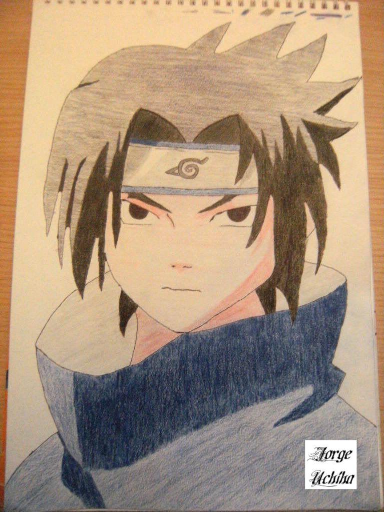 Fan Arts de jorgeuchihadrawer Sasukemidibujico