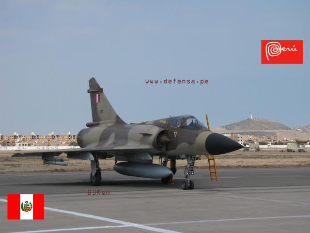 FESTIVALES MILITARES, AERODEPORTIVOS ,DIA DE LA FUERZA AEREA DEL PERU Y SHOW AEREOS - Página 3 Mirage2000