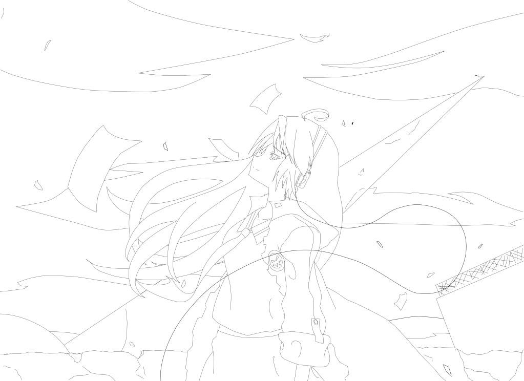 """ミライFronteir [Hilo oficial]Primera informacion del proyecto """"Endelss spiral"""" (Jin) - Página 2 0014"""