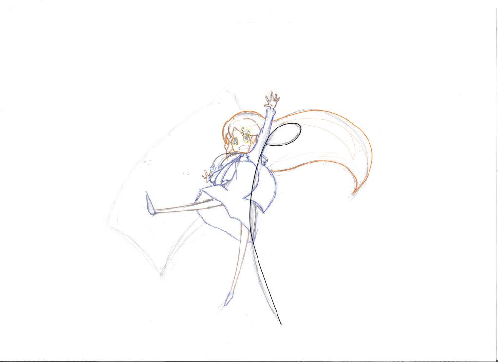 """ミライFronteir [Hilo oficial]Primera informacion del proyecto """"Endelss spiral"""" (Jin) - Página 2 003"""
