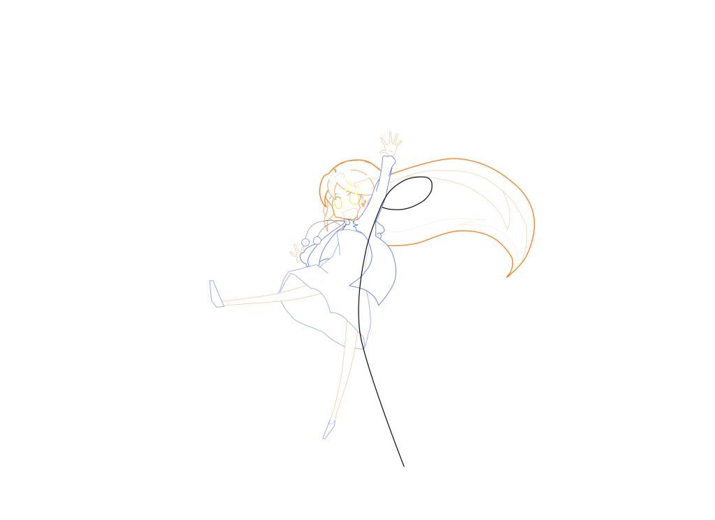"""ミライFronteir [Hilo oficial]Primera informacion del proyecto """"Endelss spiral"""" (Jin) - Página 2 004"""