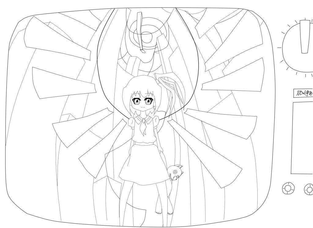 """ミライFronteir [Hilo oficial]Primera informacion del proyecto """"Endelss spiral"""" (Jin) Mascota1"""