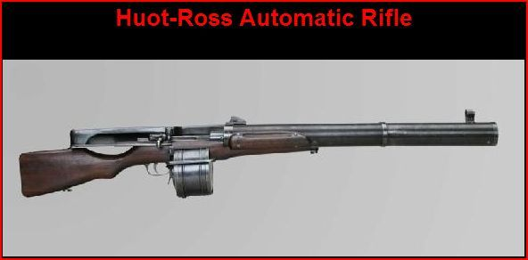 FUSIL ROSS MARK 3B - Page 2 Huot-Ross