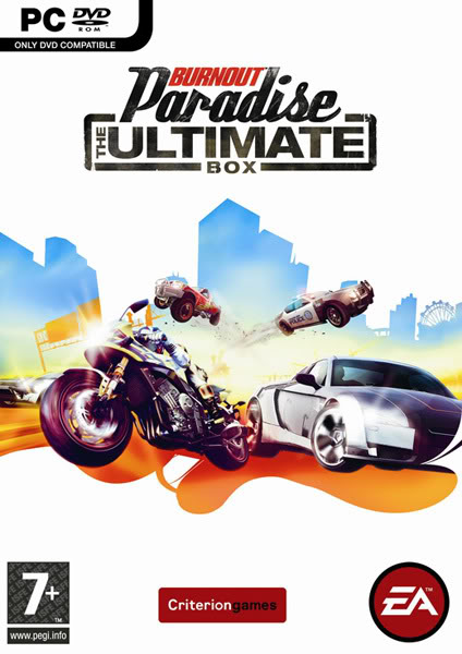 Burnout Paradise Full ISO BurnoutparadiseTheUltimateBox