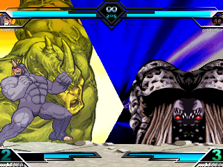 [Beta] Rhino by .Batzarro. + Rhino's Rampage stage Mugen24-1