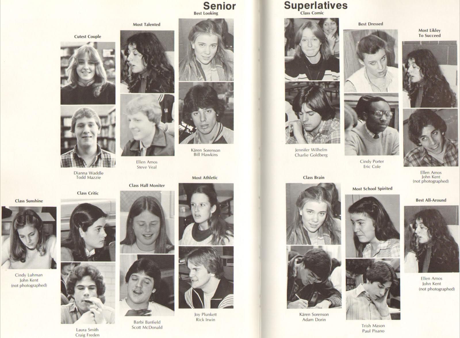 Ellen (Tori) Amos Yearbook Photos ToriYearbook3