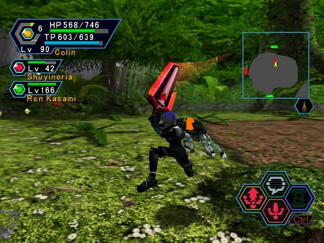 PSO PC/ V1&V2 Screenshot Gallery! - Page 3 Pso_image_080