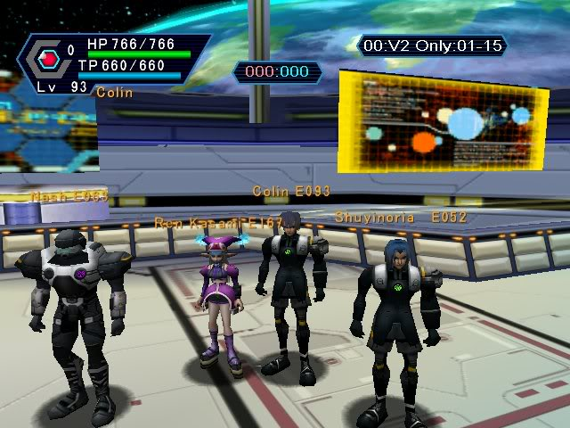 PSO PC/ V1&V2 Screenshot Gallery! - Page 3 Pso_image_094
