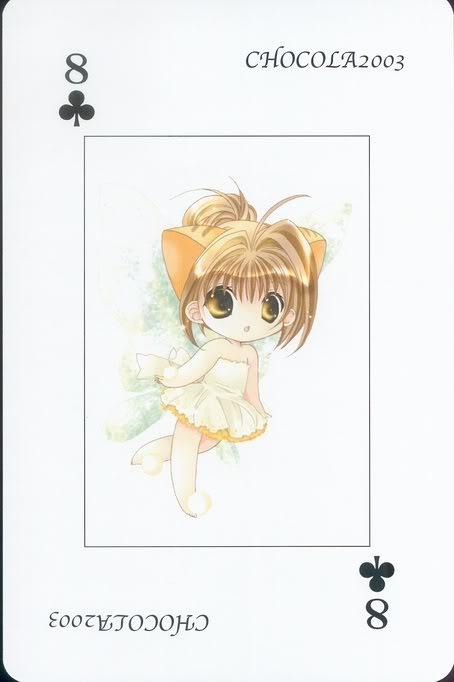 [Card] Chocola Playing Cards Chocolat_card_035