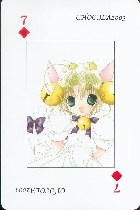 [Card] Chocola Playing Cards Chocolat_card_047