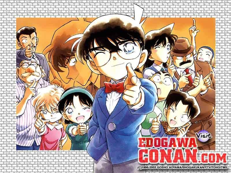 Calendar Wallpapers Conan026